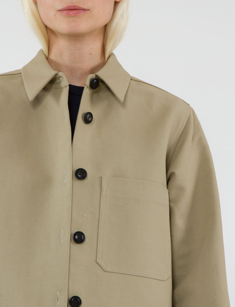 Perry Jacket Cotton Twill