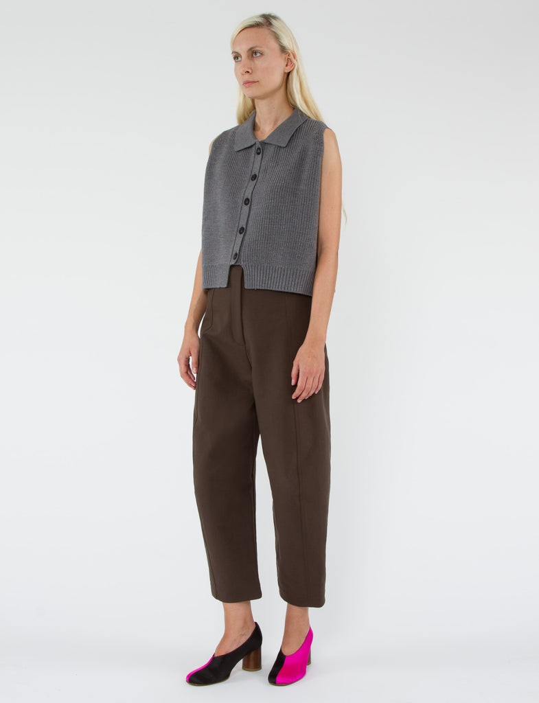 Crescent Pant Cotton Twill