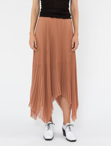 Knowles Skirt Poly Chiffon