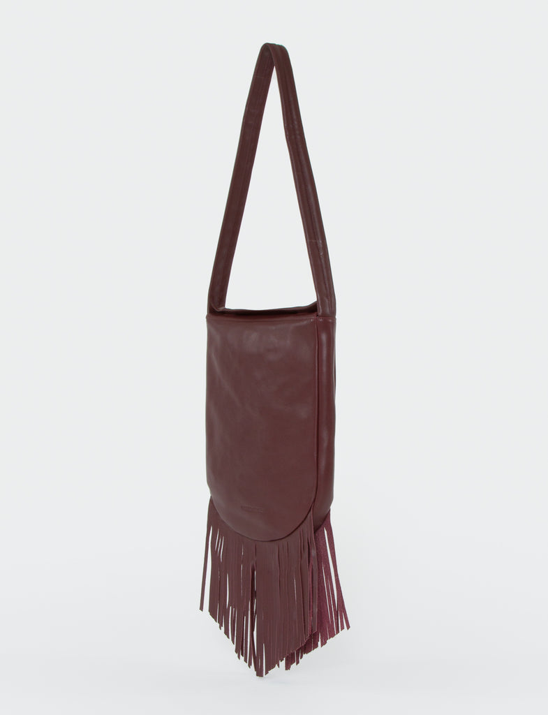 Fringe Bag Large Nappa