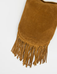 Fringe Bag Large Suede