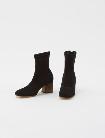Dalia Boot Stretch Suede