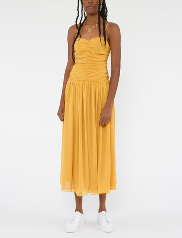 Vicco Dress Poly Chiffon