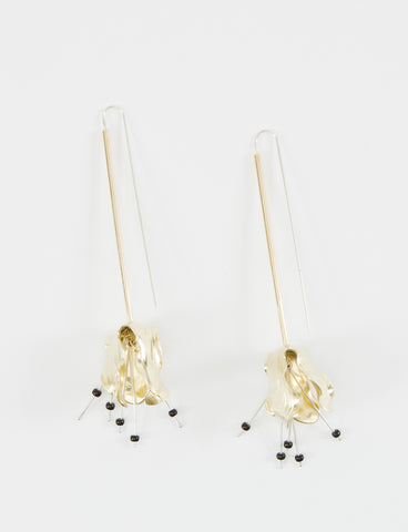 Brass Lily Drops