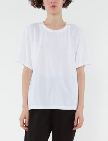 Oversized Tee Cotton Jersey