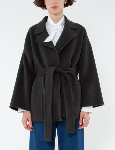Camp Coat Wool Cashmere