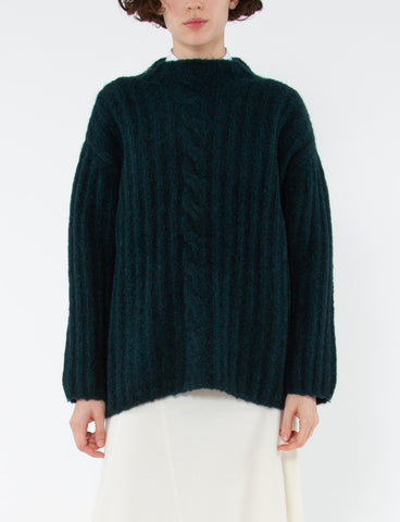 Funnel Neck Pullover Iceland