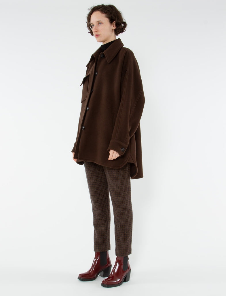Lee Jacket Wool Cashmere
