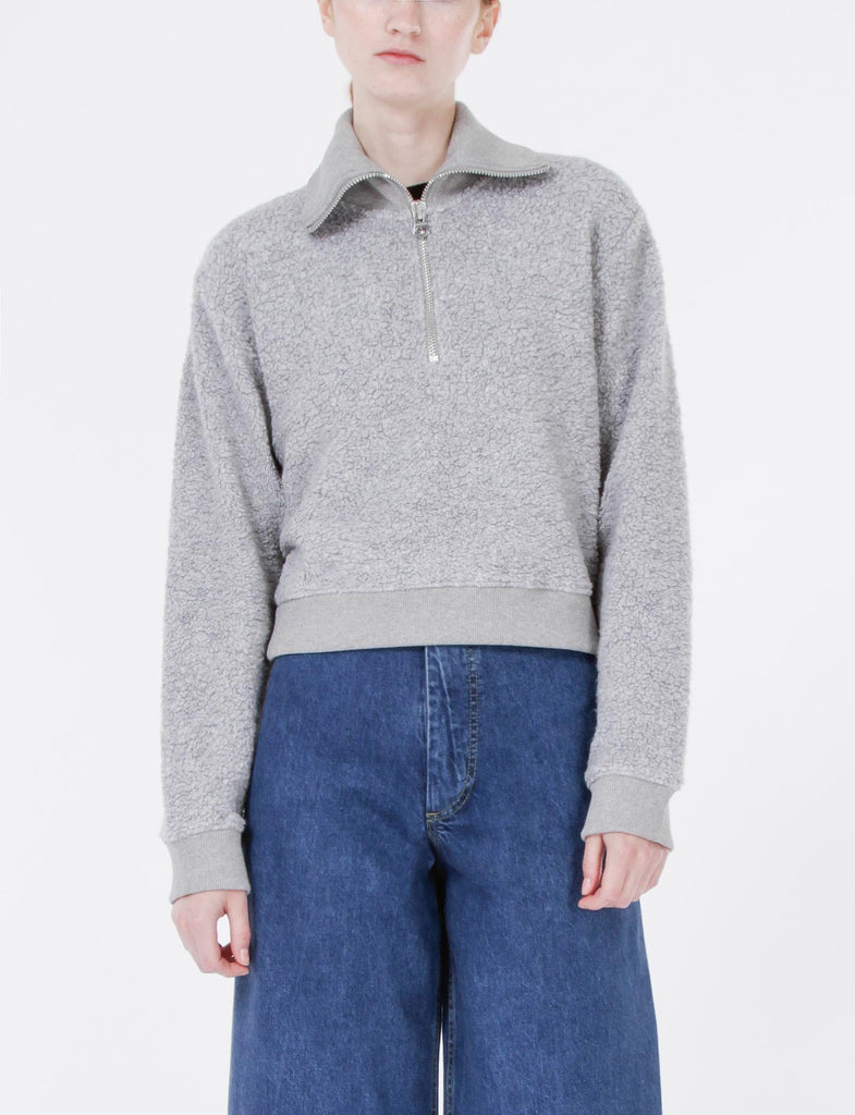 Branca Wool Fleece