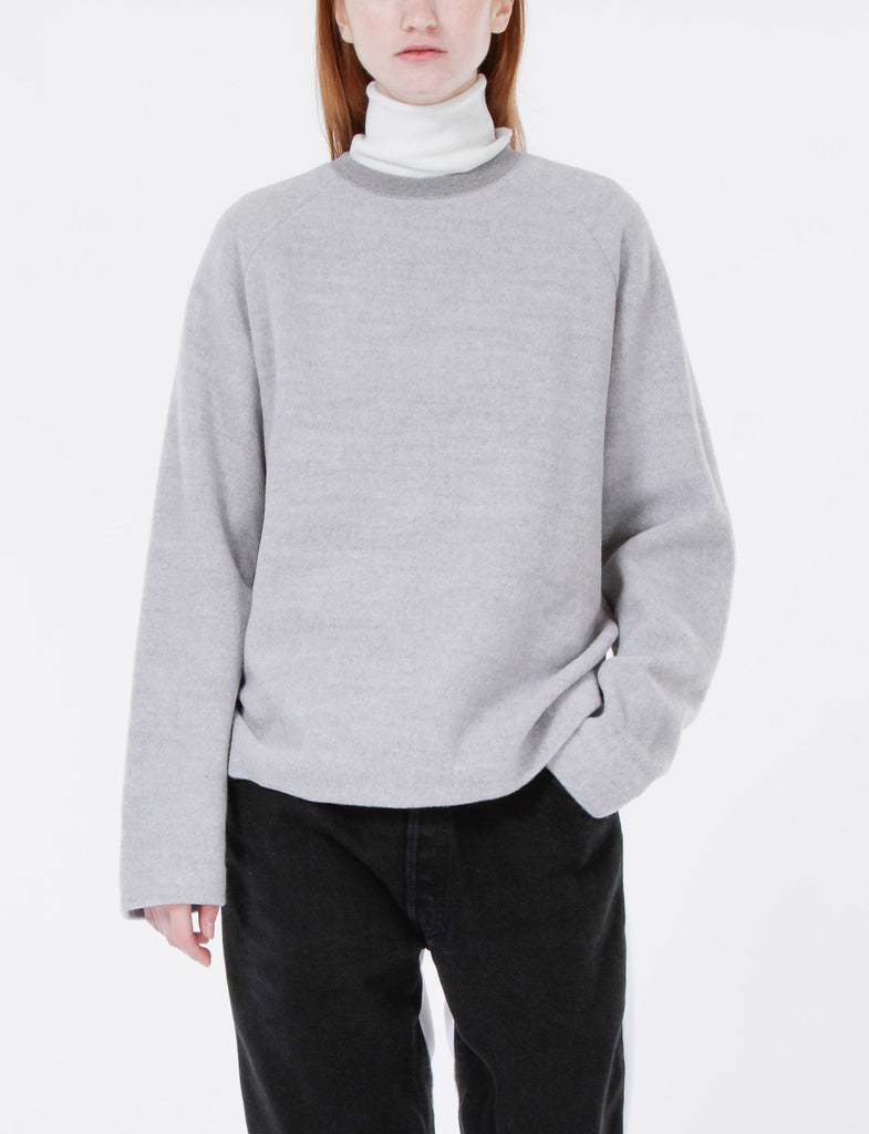 Cassie Boiled Fleece Sweater
