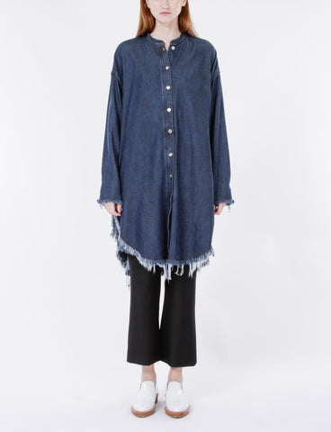 Gracie H Denim Shirt Dress