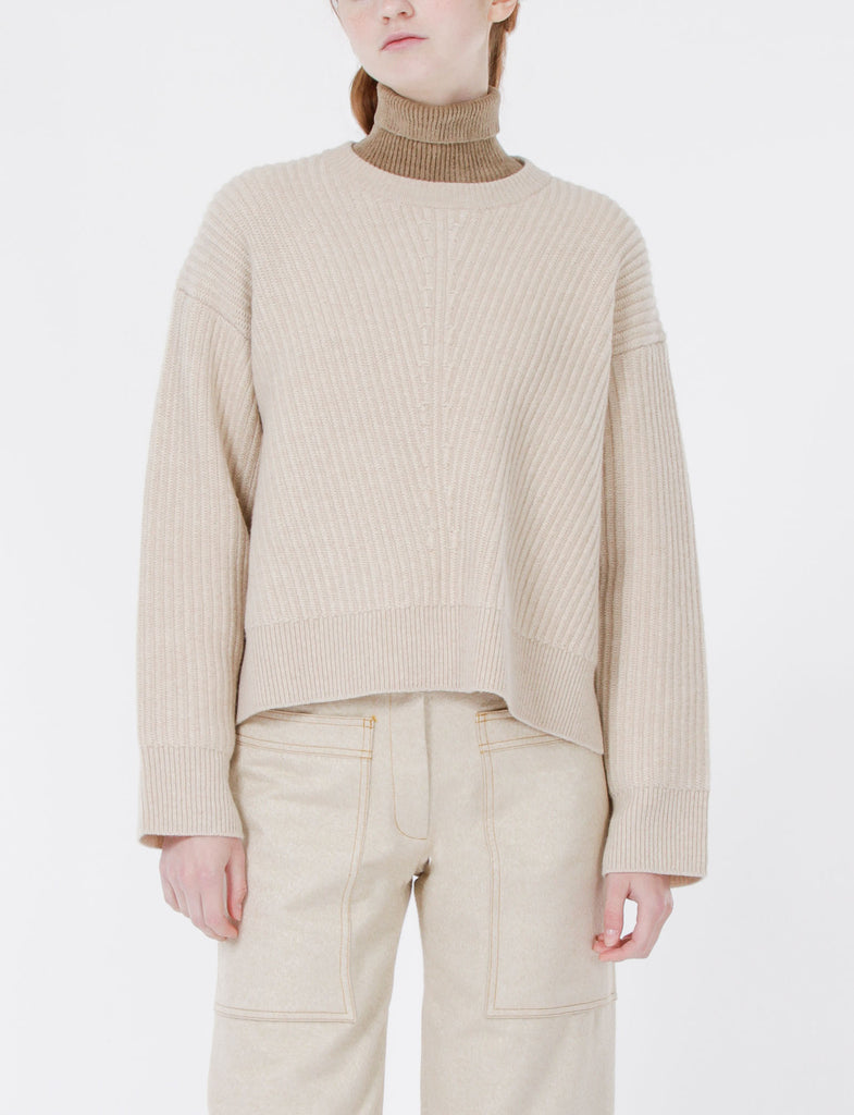 Java L-Wool Sweater