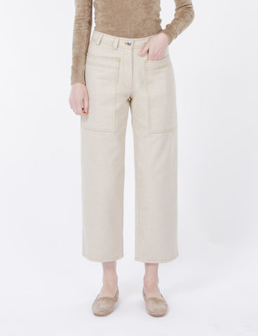 Milford Work Crop Pants