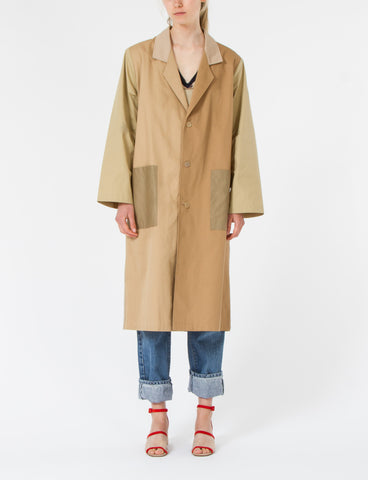 Workcoat Trench Jacket