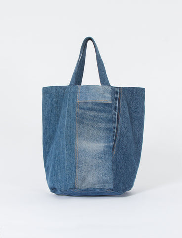 B Sides Faded Tote