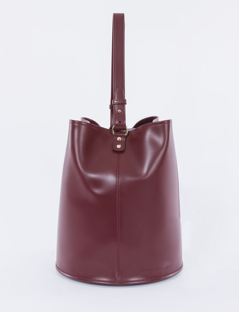 Bucket Bag Large Calf Leather