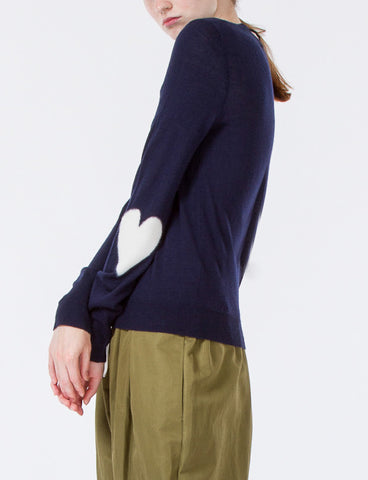 Elbow Pullover Cashwool