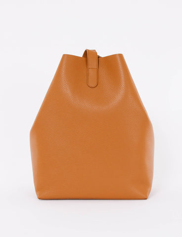 Apple Bag Medium Pebbled Leather