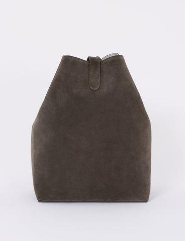 Apple Bag Medium Suede
