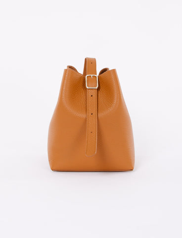 Apple Bag Small Pebbled Leather