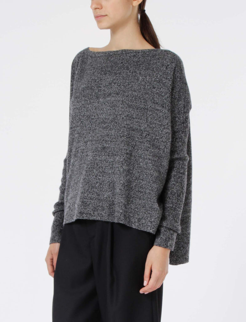 Boxy Top Cashmere