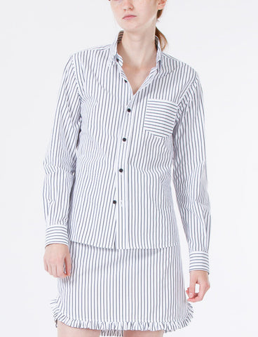 Colin Top Striped Shirting