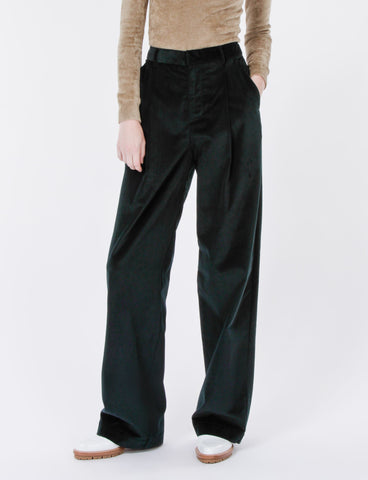 Harriette Pant Velvet