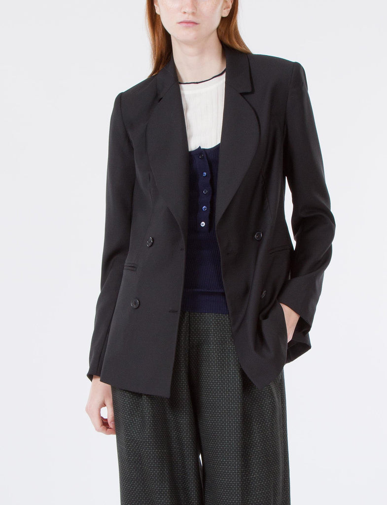 Hesse Jacket Wool Suiting