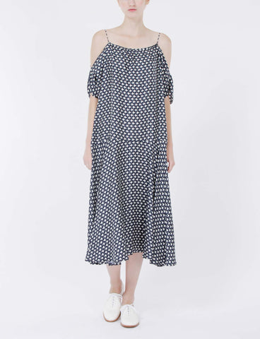 Holmes Dress Herend Print