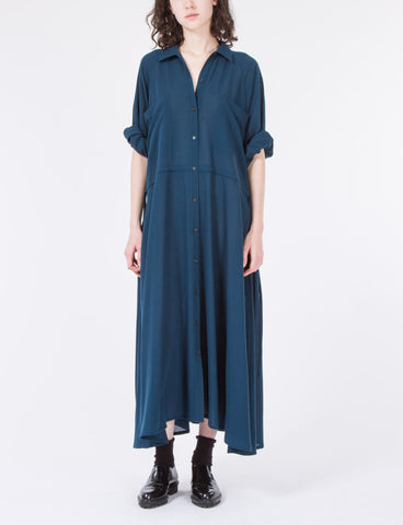 Kelen Dress Wool Crepe