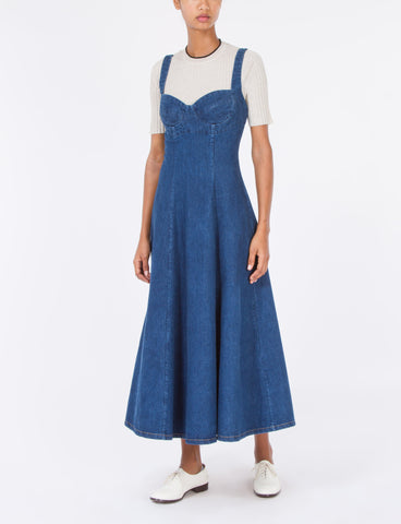 Mali Dress Denim