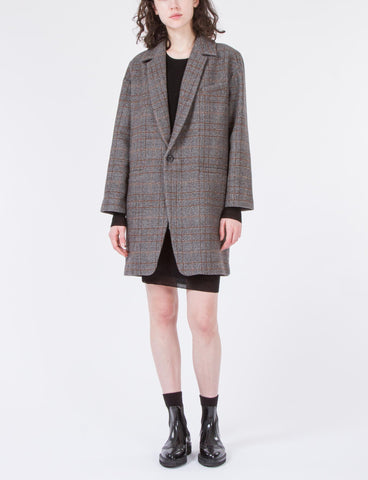 Nicolas Jacket Harris Tweed Wool