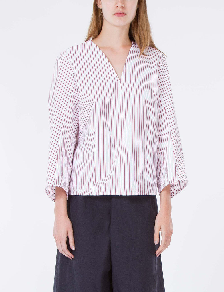 Nile Top Striped Shirting