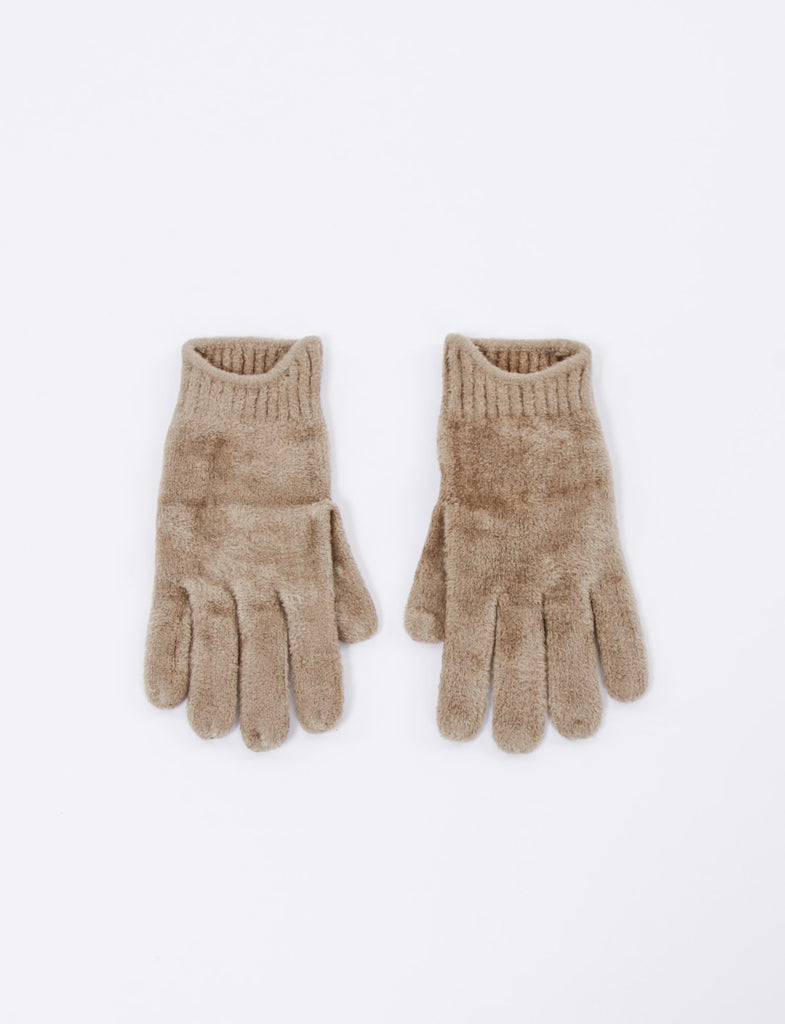 Chenille Short Glove