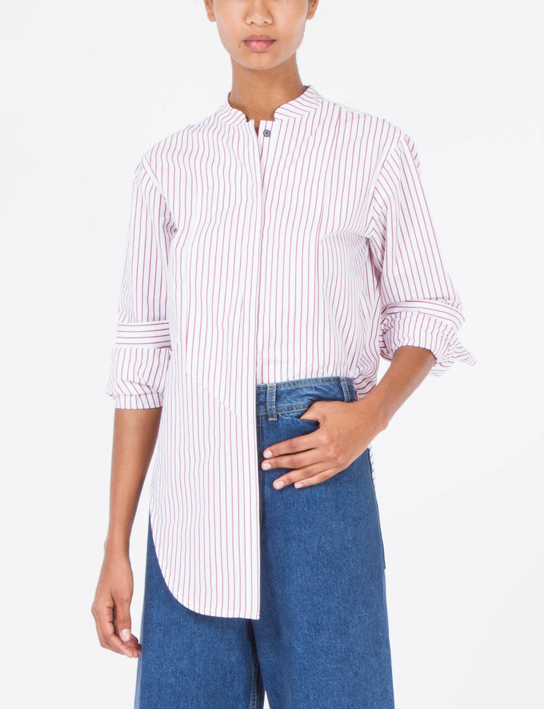 Simon Top Striped Shirting