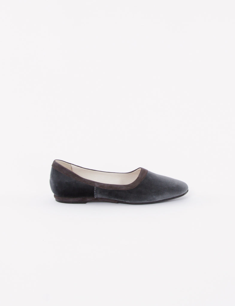 Velvet Slipper Shoe