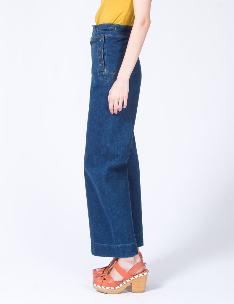 Starr Pant Denim