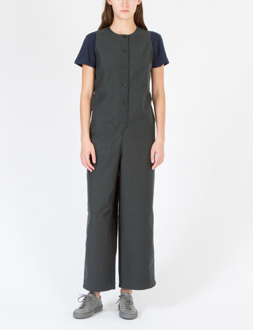 Branch Jumpsuit Brushed Cotton
