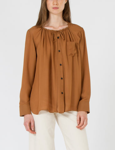 Lone Top Double Georgette