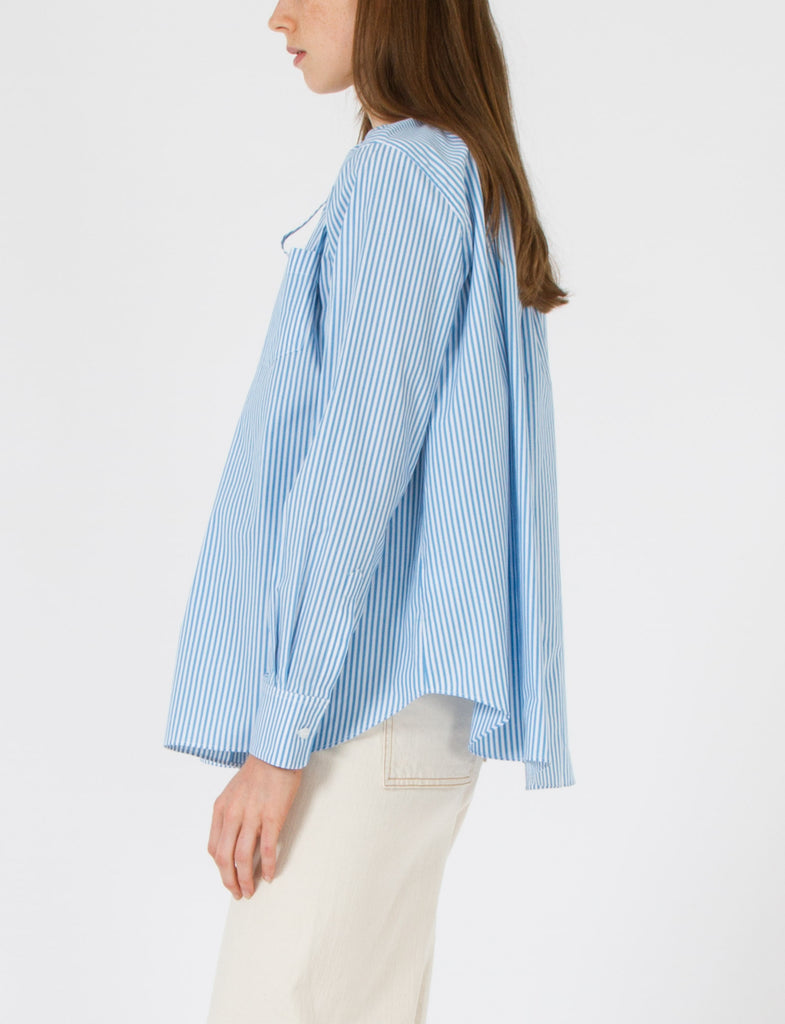 Lone Top Striped Cotton