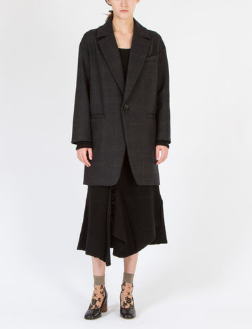 Nicolas Jacket Double Faced Wool
