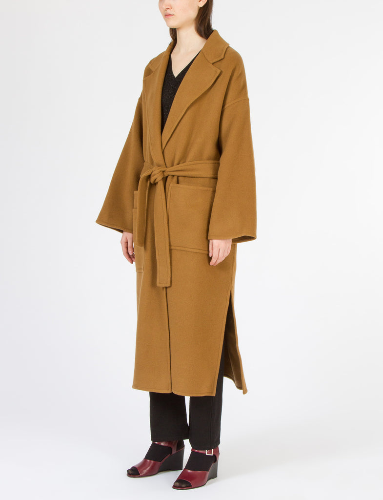 Springs Coat Wool Cashmere