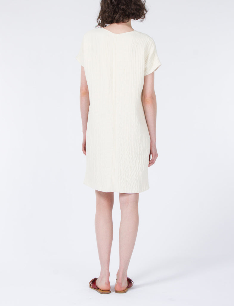 Charlie Dress Padded Viscose