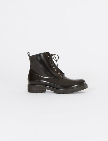 Bennet Boot Lace Hi Shine Napa