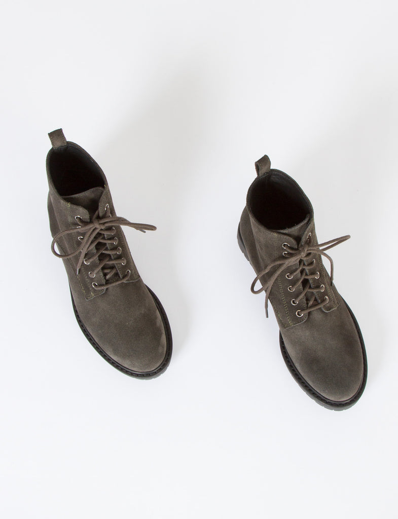 Bennet Boot Lace Suede