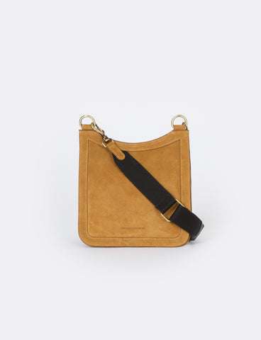 Equestrian Bag Tall Suede - Creatures of Comfort