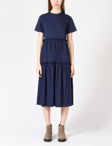 Tiered T-Shirt Dress