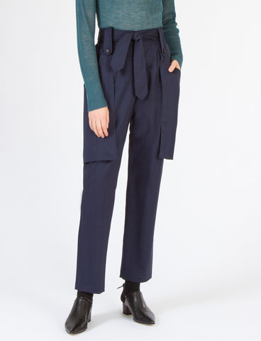 Samara Pant Wool Suiting