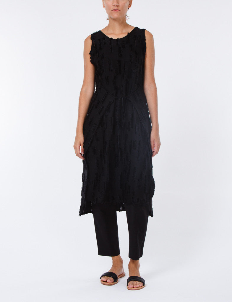 Katya Dress Slash Viscose