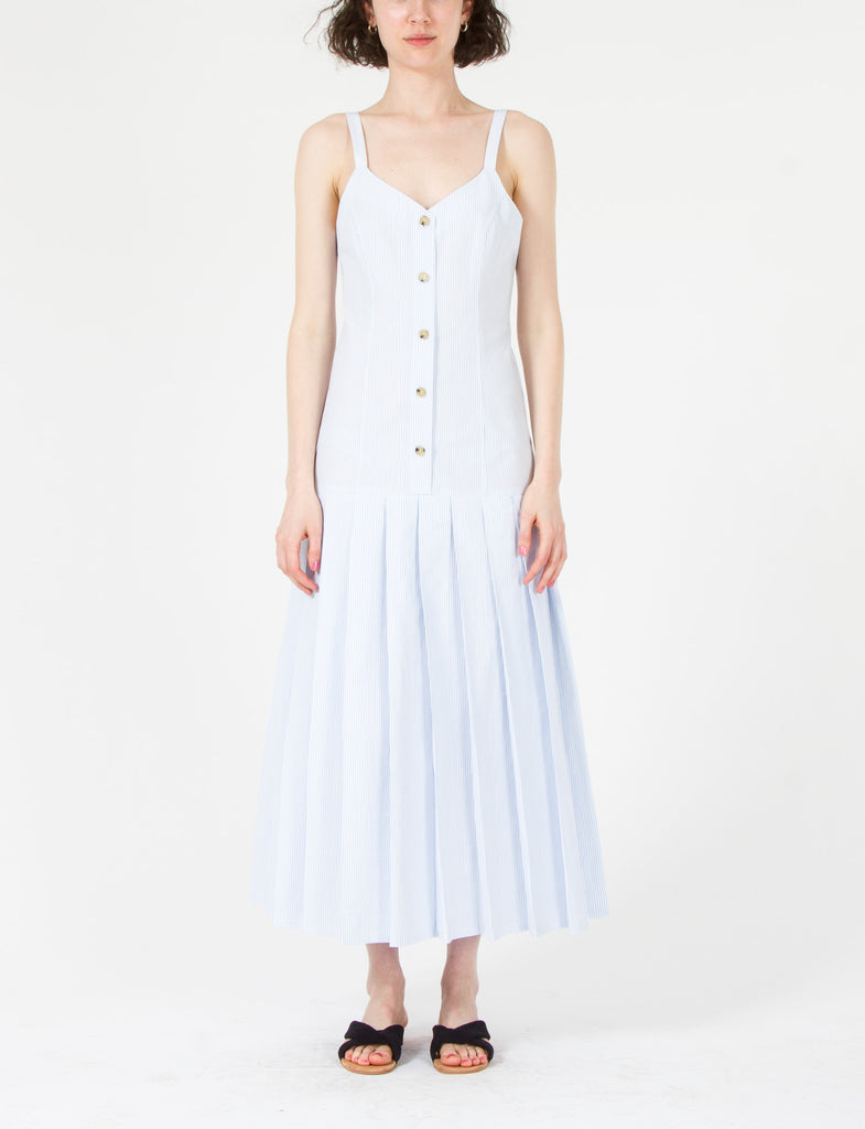 Monarch Dress Striped Shirting